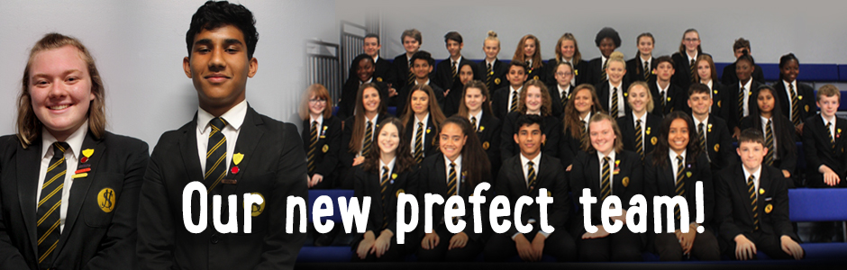 New prefect team